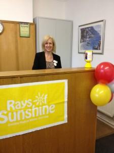 Julie Rays of Sunshine