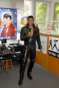 Sal - Elvis Tribute Artist